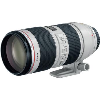 لنز کانن  EF-S 70-200mm F/2.8 L USM IS II | Canon EF 70-200 F/2.8 L USM IS II