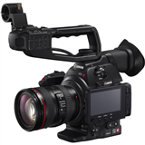 دوربین فیلمبرداری کانن Canon EOS C100 Mark II Cinema EOS Camera with EF 24-105mm f/4L Lens
