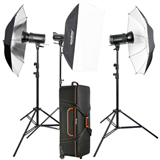 کیت فلاش نورپردازی Godox Studio Flash Light Kit SK300II