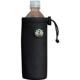Spider Camera Holster Spider Monkey Water Bottle Holder (Black)
