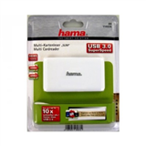 Hama Multi Cardreader Slim USB 3.0 114836
