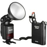 فلاش پرتابل گودکس Godox AD360II-N WITSTRO TTL Portable Flash with Power Pack Kit for Nikon