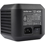 آداپتور برق مستقیم گودکس Godox AC Adapter for AD600Pro Witstro Outdoor Flash:AC-26